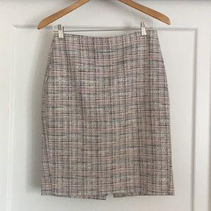 Banana Republic pink skirt